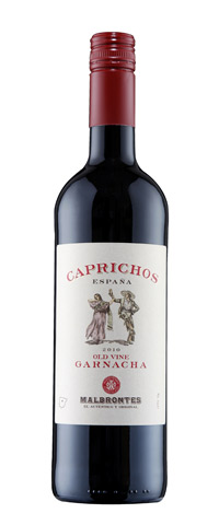 Caprichos De-Burgh Wine Merchants