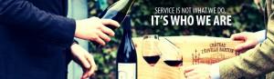 Services at De Burgh Wine Merchants