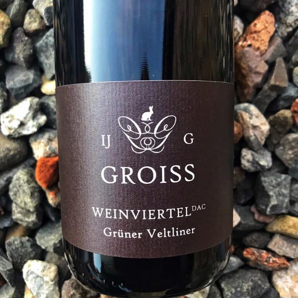 Groiss Weinviertel Gruner Veltliner