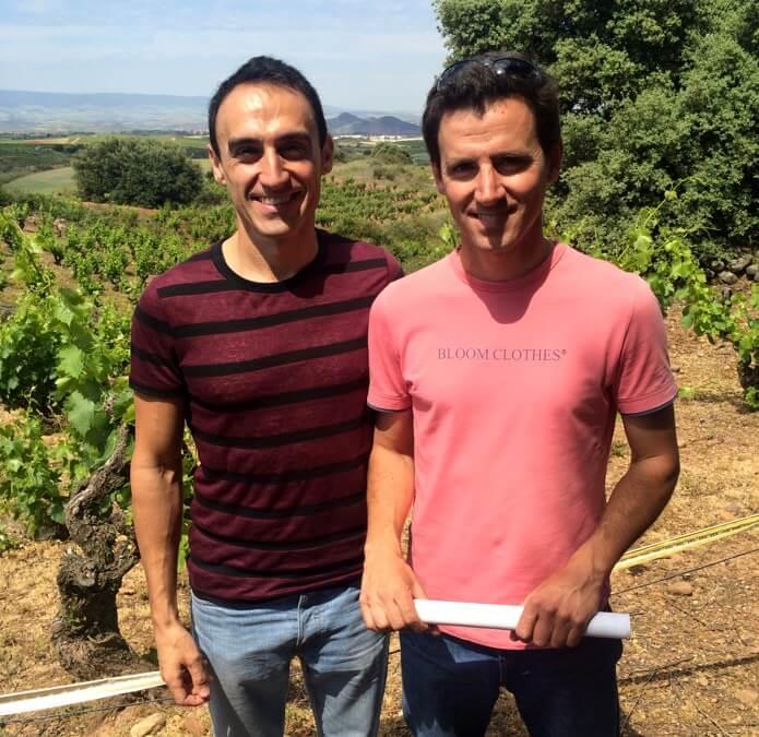 Ivan and Mario Santos