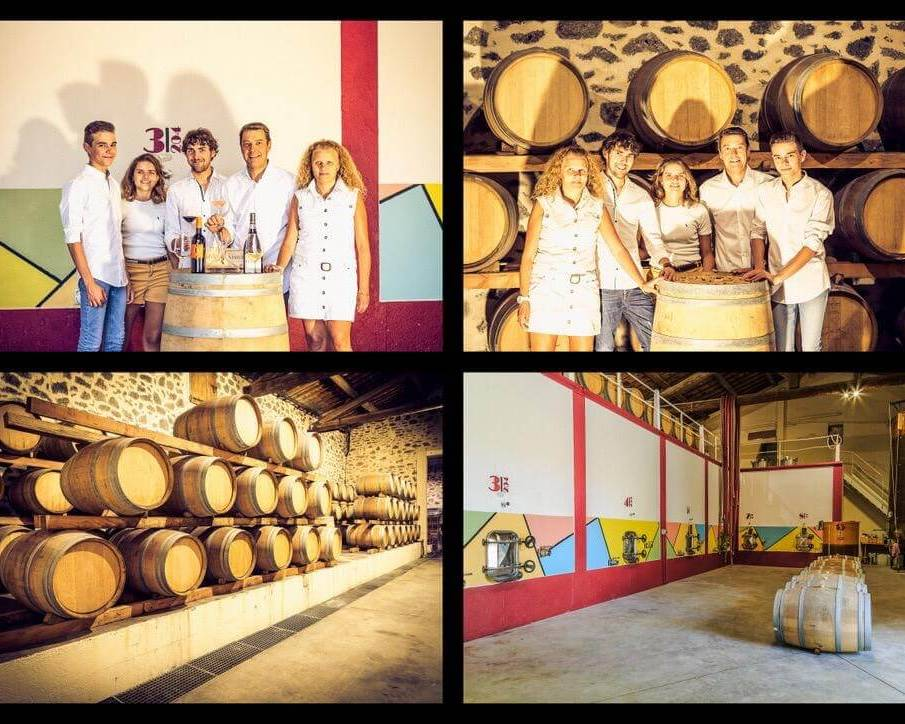 The Winery at Bruno Andreu