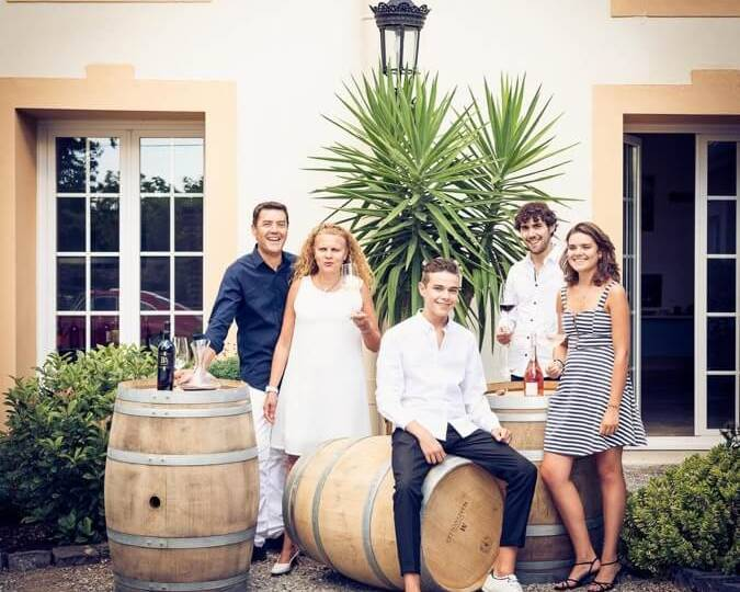 The Andreu Family