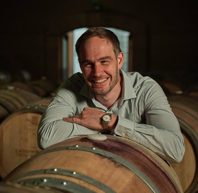 Meinard Jan Bloem Head Winemaker Casas del Bosque