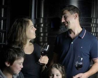 Domaine Fontanel- Elodie and Matthieu Collet