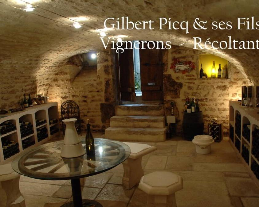 Gilbert Picq Cellar