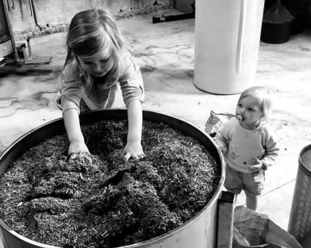 A family run winery