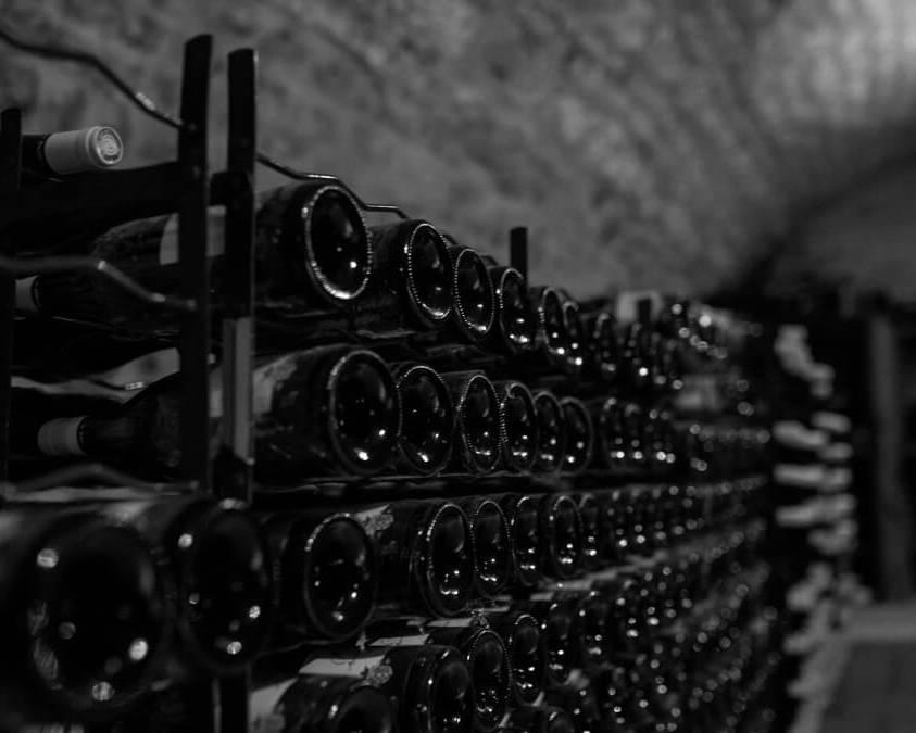 Chablis cellar - Jean Dauvissat