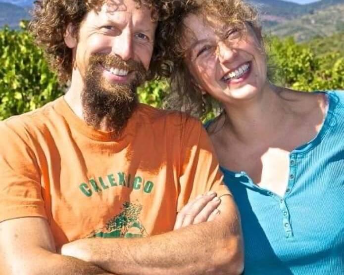 Jon and Elizbeth Bowen