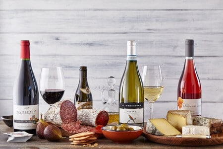 Wine and Food- Antipasto