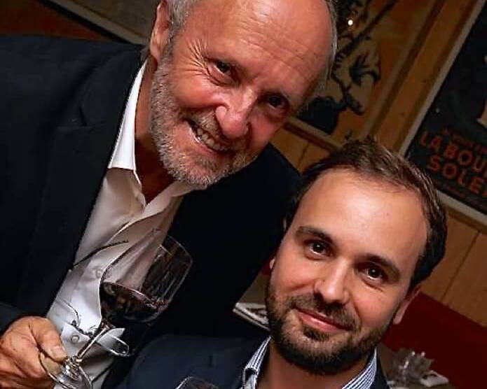 Jean-Noel and Thomas Herve