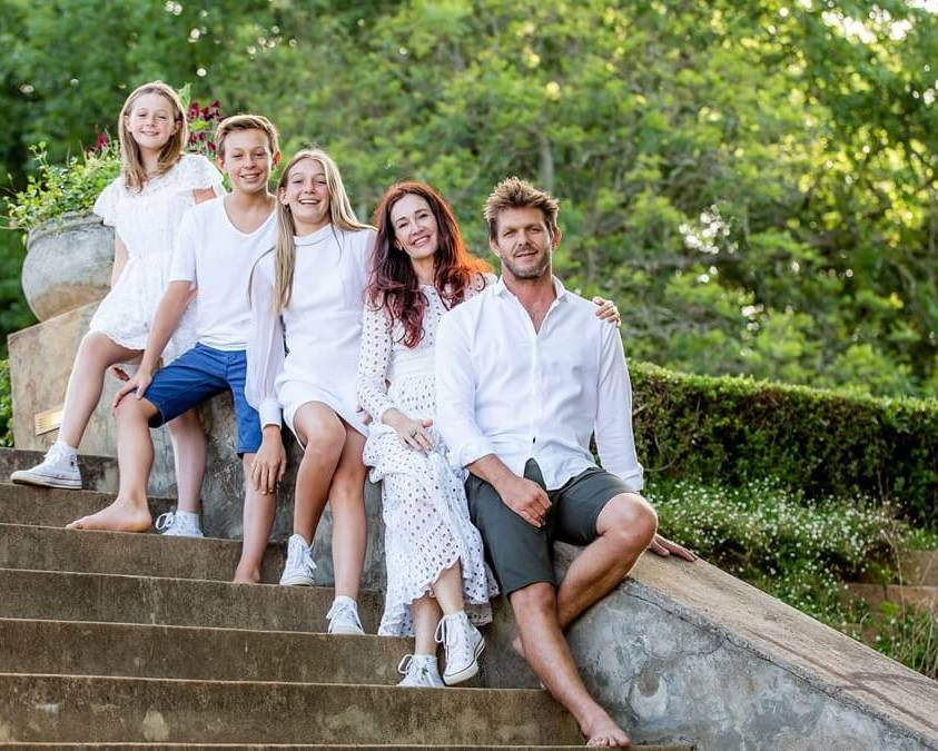 The Mossop Family