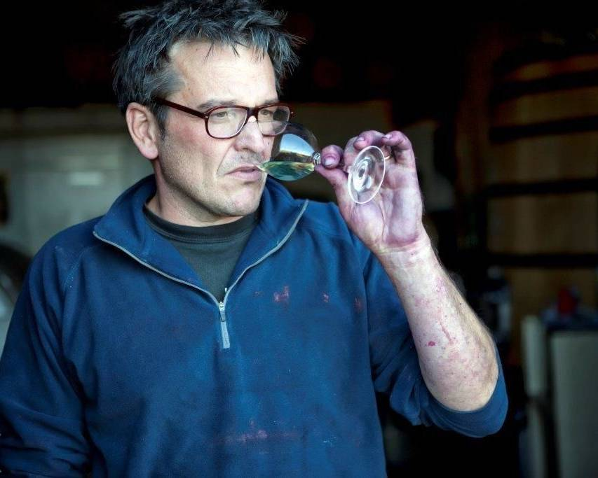 Andy Cook from Tramontane Wines