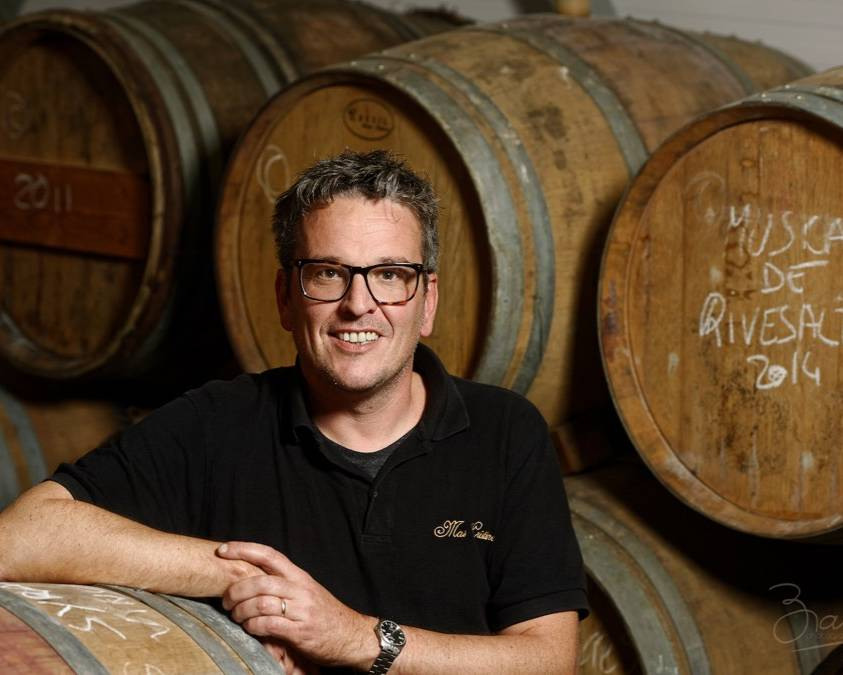 Andy Cook Tramontane Wines